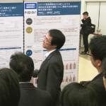 日本再生医療学会で横田医師が発表している様子