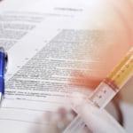 医療に関する学術論文のイメージ
